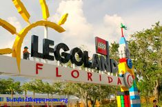 10 Tips for Visiting Legoland Florida - Busy Kids=Happy Mom Summer Vacation 2016 Orlando Travel, Orlando Vacation, Need A Vacation, Florida Vacation, Florida Travel, Vacation Places, Disney Vacations, Disney Trips, Vacation Trips