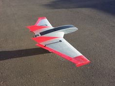 The Drak is the first forward swept RC aircraft that combines extreme durability with unmatched stability & energy efficient flight.