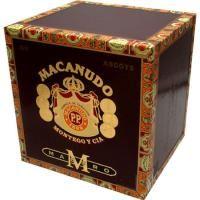 Macanudo Madura Ascots.