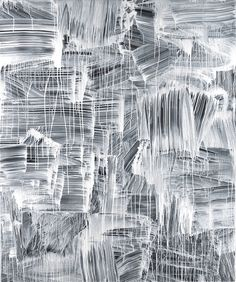 Textural Pattern - abstract brushstrokes, monochromatic markmaking & surface design inspiration // Greg Fadell
