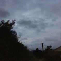 dark #sky #clouds #japan #weather #nature #morning #photo #photooftheday #photography #photographer