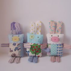 From the delightful blog Roxy Creations (available in her Etsy shop!)