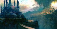 Kingdom by RichardDorran.deviantart.com on @deviantART