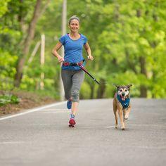 Kurgo Dog Products - K9 Excursion Running Belt, $35.00 (http://www.kurgo.com/leashes-collars/k9-excursion-running-belt/)