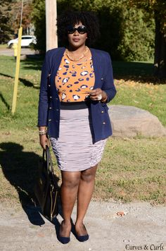 #plussizeblogger #philliplimfortarget more on www.mycurvesandcurls.com Plus size fashion for women