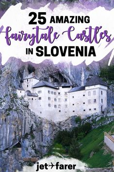 These Fairytale Castles in Slovenia Will Make You Want to Book A Trip Slovenia Travel: Planning a trip to Slovenia? Check out this complete guide to 25 of Slovenia's most beautiful fairytale castles, many of which you can visit! Slovenia Ljubljana, Bled Slovenia, Slovenia Travel, Visit Slovenia, Backpacking Europe, Europe Travel Guide, Asia Travel, Time Travel, Travel Ootd