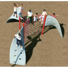 Have to have it. Sportsplay Three Panel Rope Aztec Climber $7499.99