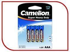 Батарейка AAA-Camelion Blue R03 R03P-BP4B (4 штуки)