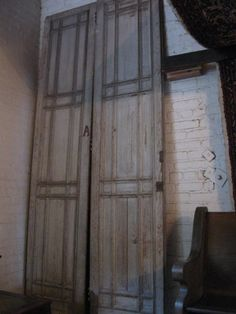 French Entry Doors (Pair) – Salvage One