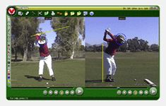Golf Analysis Training Software allows you to view, analyze, and diagnose the faults with your swing simply and precisely. All the uncertainty is removed when you see your swing compared to a PGA professional. Gym Workout Videos, Gym Workouts, Home Golf Simulator, Golf Basics, Training Software, Golf Academy, Golf Instructors, Golf Simulators, Golf Practice