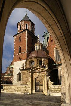 Wawel Cathedral in Kraków, Poland