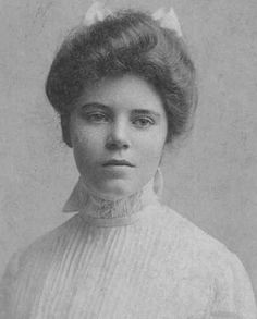 Alice Stokes Paul (January 11, 1885 – July 9, 1977) was an American suffragist and women's rights activist. As the main leader and strategist of the campaign, along with Lucy Burns and others, she led a successful campaign for women's suffrage that resulted in the passage of the Nineteenth Amendment to the U.S. Constitution in 1920.