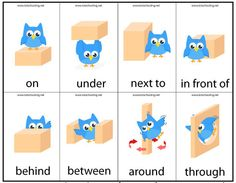 Motor+Skills+Preposition+Game+with+Free+Printable
