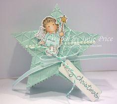 My little Star box featuring Mini Starlight Tilda http://julieprice3.wordpress.com/2014/09/03/star-light-star-bright/