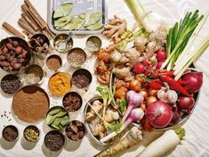 It's helpful to have flavorful, healthy ingredients on hand that take a dish from good to extraordinary. Tanita de Ruijt, chef at London's Koya Bar, a traditional Japanese udon-ya and author of the … Ayurvedic Herbs, Healing Herbs, Holistic Healing, Holistic Wellness, New Cookbooks, Natural Home Remedies, Thing 1 Thing 2, Health And Wellness, Health Fitness