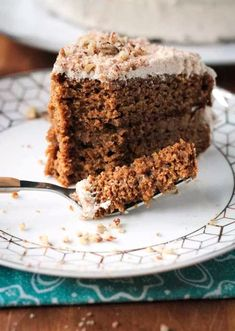 Chai-Spiced Vegan Pumpkin Cake Recipe (Reader's Choice Winner in the Dairy-Free Bake Off!) @simplyorganic