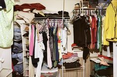 10 Things You Can Purge From Your Closet | Ready to do a wardrobe purge? Start with the items on this list and you'll be feeling like a clutter-free, organized adult in no time.