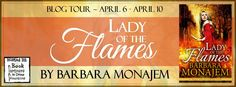 A Good Book Can Change Your View For Life: Lady of the Flames by Barbara Monajem [A Most Pecu...