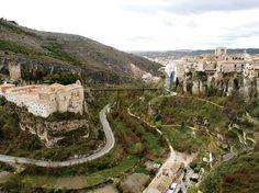 Ciudad Encantada de Cuenca -   bellísimo paisaje que ofrece la Ciudad Encantada