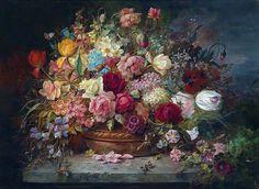hans zatzka - fleurs