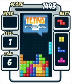 Play Tetris Friends