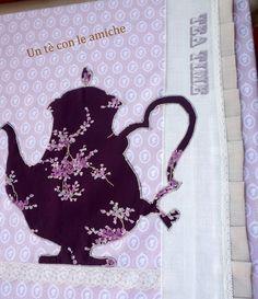 un tè con le amiche