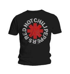 #Tshirt #RedHotChiliPeppers Logo