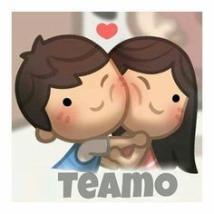 Love is - hj story. Love Cartoon Couple, Chibi Couple, Illustration Art Dessin, Illustrations, Couple Illustration, Cute Love Cartoons, Cute Cartoon, Cute Love Stories, Love Story