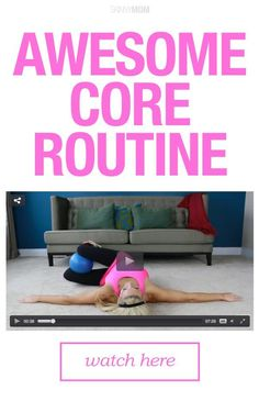 The core routine you NEED to try!