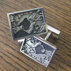 Momento melbourne cufflinks by Albert Tse Designer Cufflinks, Signet Ring, Handcrafted Jewelry, Melbourne, Wedding Rings, Jewels, Men, Accessories, Handmade Chain Jewelry