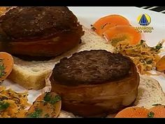 Sabor de Vida | Medalhão de Carne Moída - 27 de Maio de 2013 - YouTube