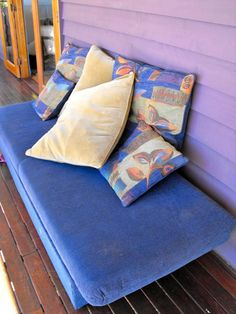 Box Cushions | Bettsy Kingston