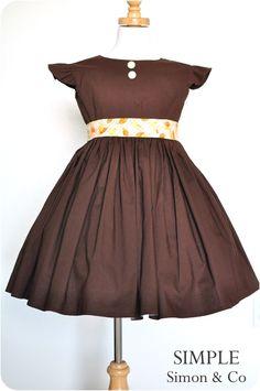 Tutorial for Girls Flutter Sleeve Dress