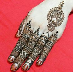 Explore latest Mehndi Designs images in 2019 on Happy Shappy. Mehendi design is also known as the heena design or henna patterns worldwide. We are here with the best mehndi designs images from worldwide. Henna Hand Designs, Eid Mehndi Designs, Mehndi Designs Finger, Floral Henna Designs, Mehndi Designs For Beginners, Mehndi Design Pictures, Mehndi Designs For Fingers, Beautiful Henna Designs, Latest Mehndi Designs