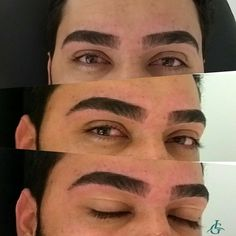 Eyebrow Shaping Discover Photo by Men Eyebrows Grooming, Guys Eyebrows, Eyebrow Grooming, Thick Eyebrows, Perfect Eyebrows, Male Makeup, Eyebrow Makeup, Men's Eyebrow Shapes, Sims 4 Hair Male