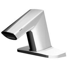 WP163268 Bathroom Faucet, Zinc Die Cast - Grainger Industrial Supply