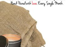 1Love Candle Subscription Bag
