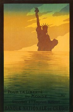 Statue of Liberty (Reproduction). statue of liberty, lady liberty, french, france, torch, water, new york, freedom, america, usa, expressionism, american, sky, orange, blue, book, crown, patriotic, clouds, sea, ocean, roz abellera, silhouette, shadow, woman, female