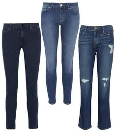 Age-Wise Style: Finding the Right Pair of Jeans from InStyle.com