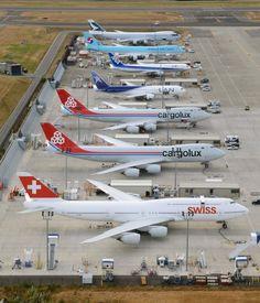 """Résultat de recherche d'images pour """"Boeing 747-8 Swiss"""""""