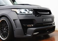 Range Rover HAMANN Mystere Over $80,000 invested in upgrades and totally worth it!!! Click on the link for details. #Hamann #spon