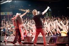 Kaliforniai ska-punk Bad Religion előtt - Mac Caddies a Budapest Parkban