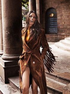 Фотосессия в Vogue India (Интернет-журнал ETODAY)