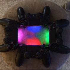 Four colors of the PS4 via Reddit user  ScapeGoat18