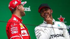 Lewis Hamilton has predicted the closest title battle of his career after he joined Sebastian Vettel at the top of the drivers' championship following a crushing victory in China.