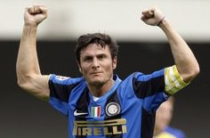 DFK Football Dream 11: Right Back, Javier Zanetti