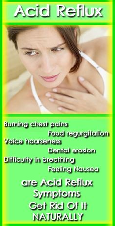 Painful may be the only word which you'll actually use when you want to describe acid reflux. Using these natural cures can make a tremendous difference for you. #health #women #pain #chest #natural #remedies
