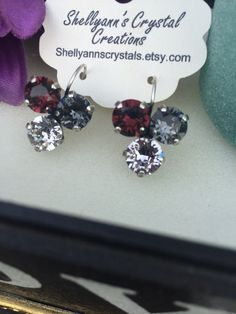 A personal favorite from my Etsy shop https://www.etsy.com/listing/467399976/swarovski-elements-in-a-three-setting