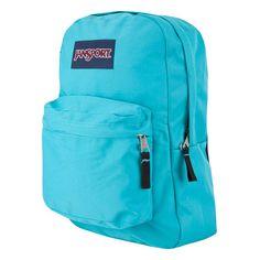 JANSPORT SuperBreak Backpack found on Polyvore