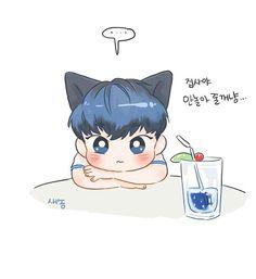 #Xiumin #Xiuminfanart #Minseok #Minseokfanart #Exo #exofanart #kpopfanart #fanart #Chanyeol#Baekhyun#Kai#Lay#Sehun#Suho#Chen#Do